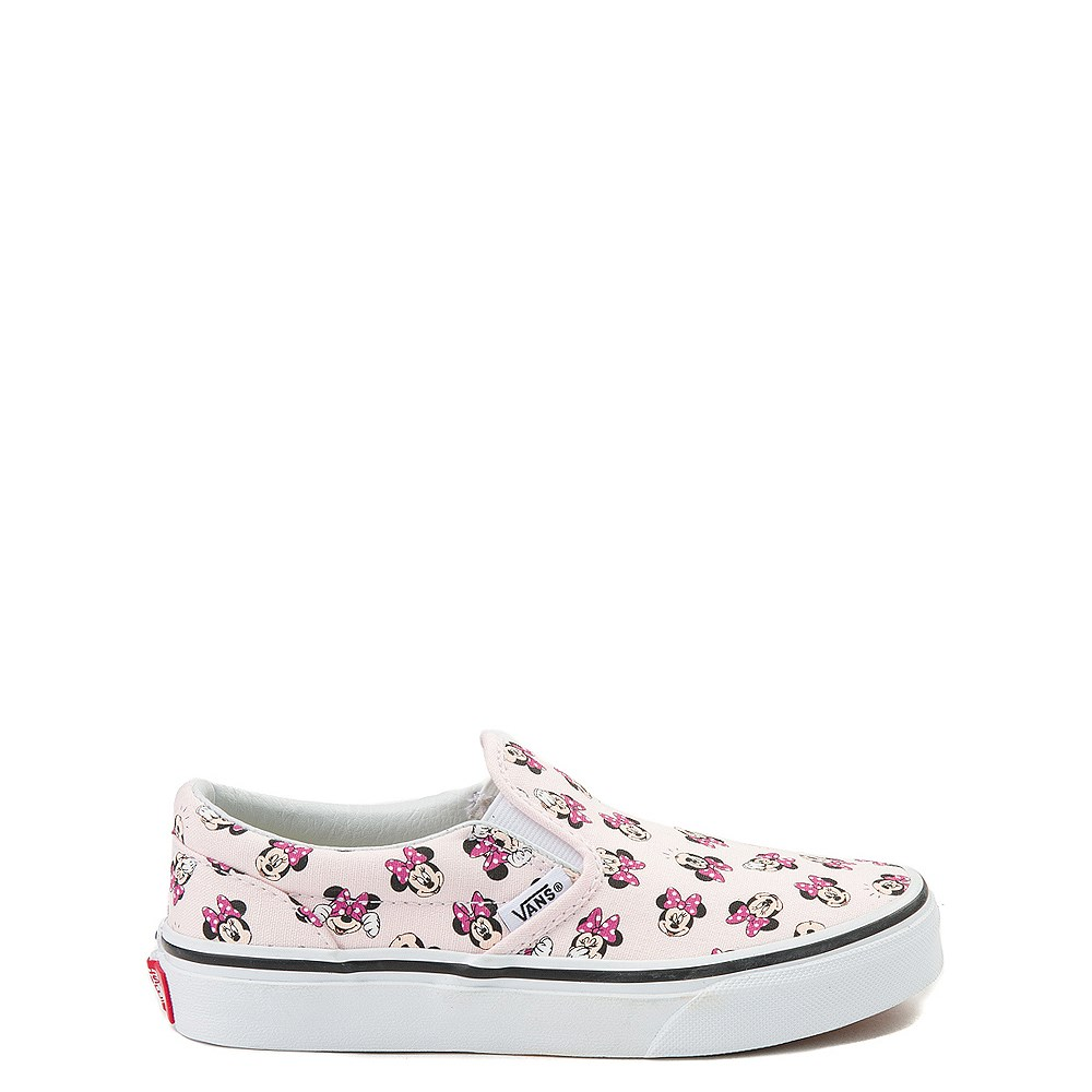 0e22fbcaa9 Disney x Vans Slip On Skate Shoe - Little Kid   Big Kid. alternate image  default view ...