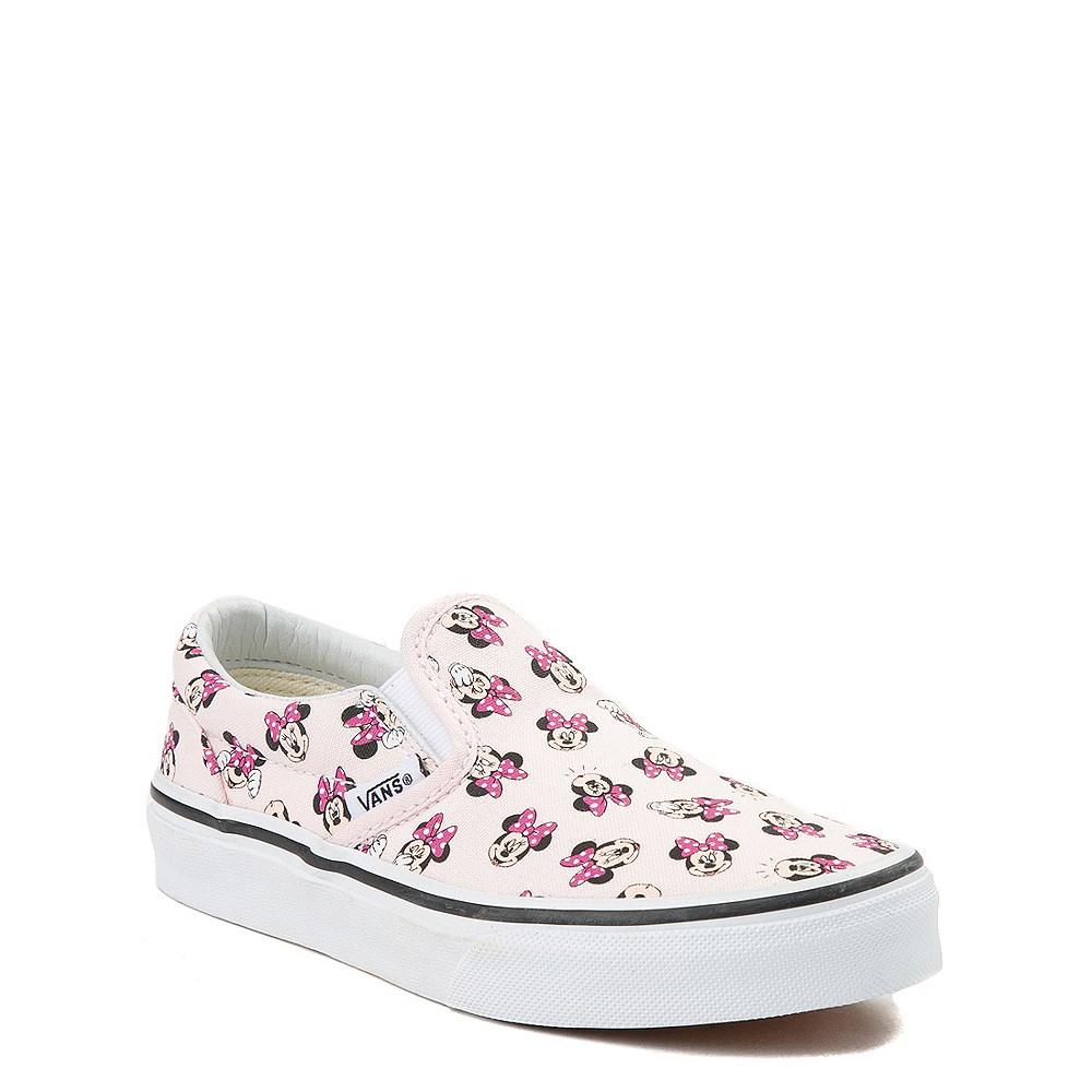 200e97a8591f Disney x Vans Slip On Skate Shoe - Little Kid   Big Kid