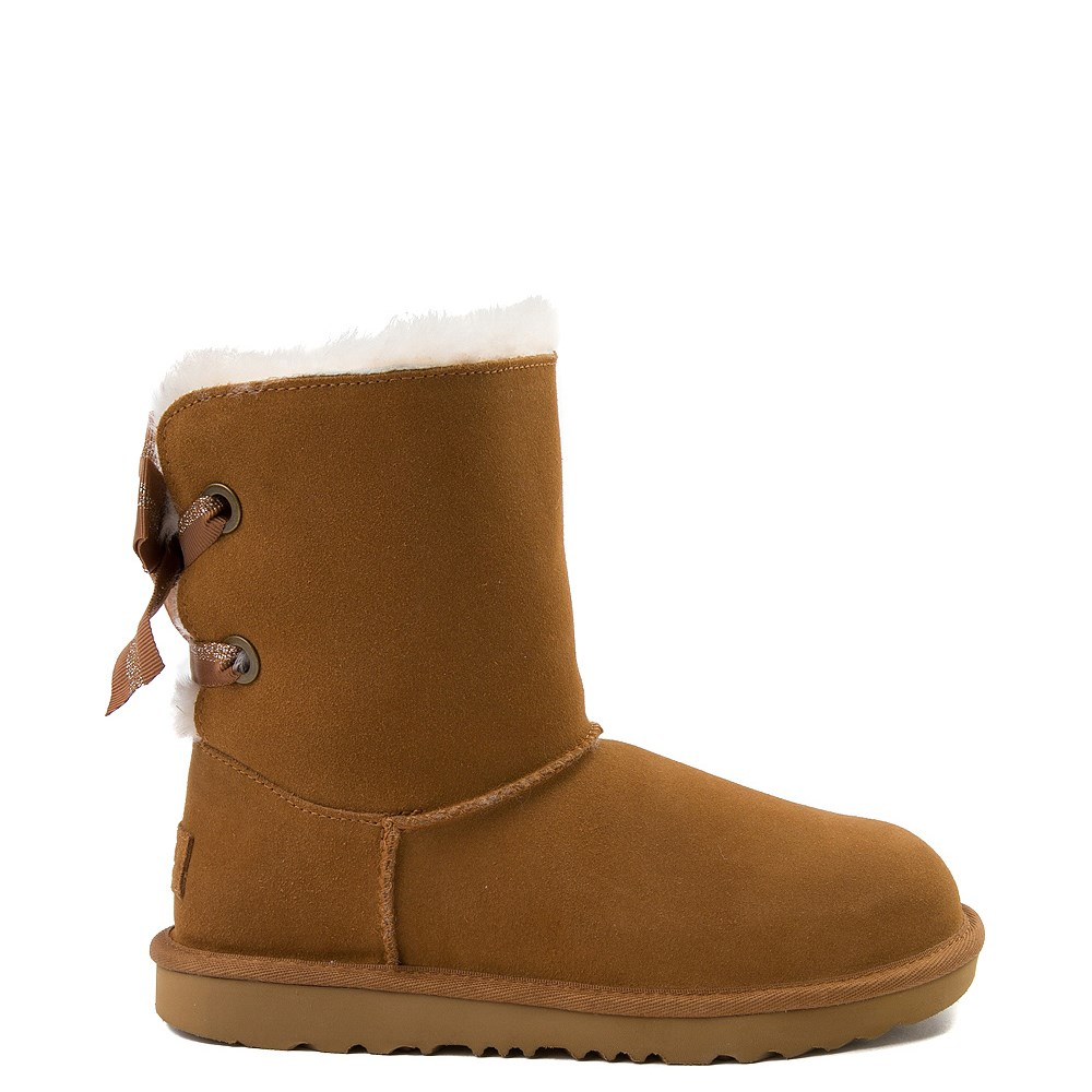 Youth/Tween UGG® Customizable Bailey Bow II Boot