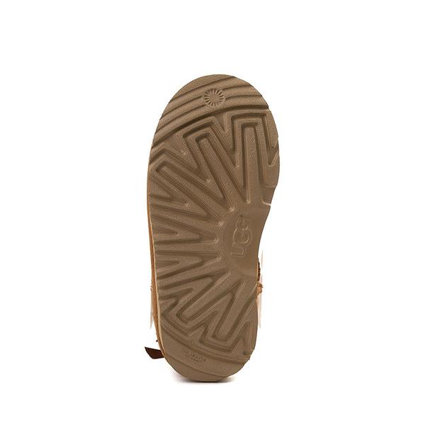 alternate view UGG® Mini Bailey Bow II Boot - Little Kid / Big Kid - ChestnutALT3