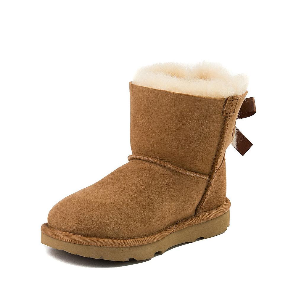 UGG® Mini Bailey Bow II Boot - Little