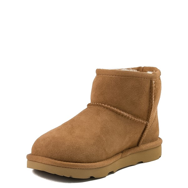 alternate view UGG® Classic Mini II Boot - Little Kid / Big Kid - ChestnutALT2
