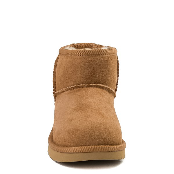alternate view UGG® Classic Mini II Boot - Little Kid / Big Kid - ChestnutALT4