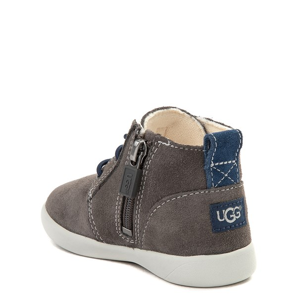 alternate view UGG® Kristjan Boot - Toddler / Little Kid - CharcoalALT2