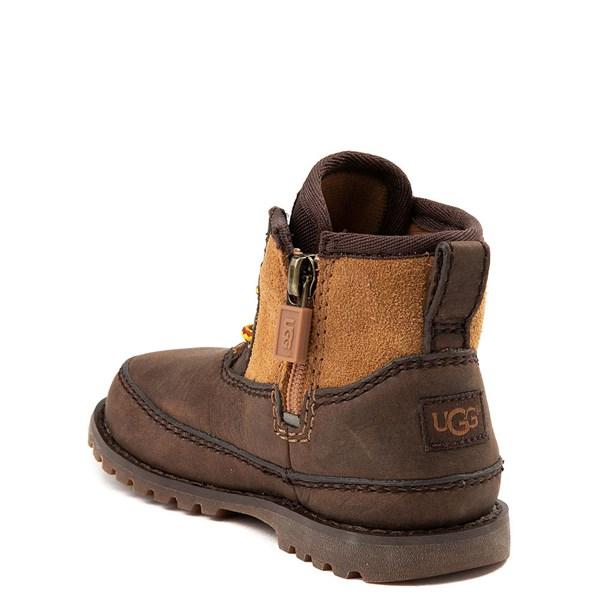 alternate view UGG® Bradley Boot - Toddler / Little Kid - Brown / TanALT2