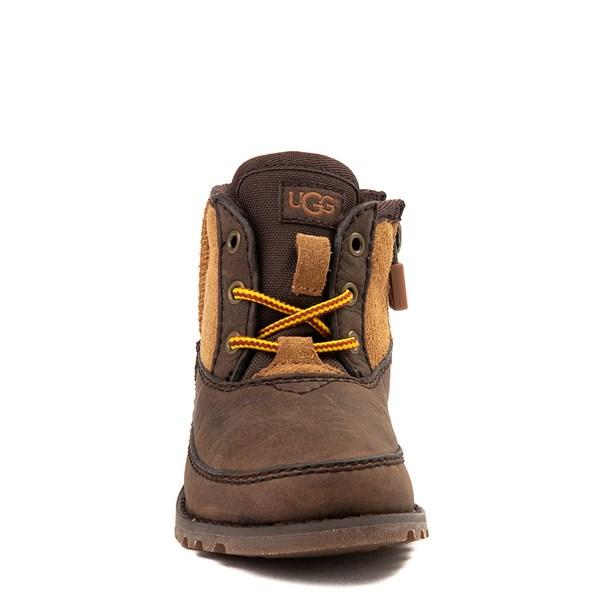 alternate view UGG® Bradley Boot - Toddler / Little Kid - Brown / TanALT4