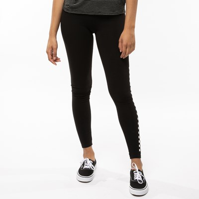 Alternate view of Womens Vans Funday Checkered Leggings