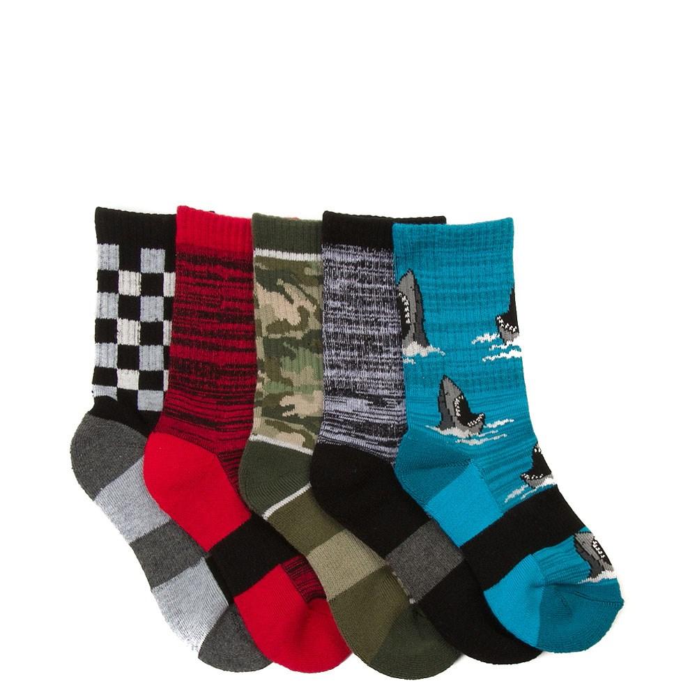 Tween Glow Socks 5 Pack