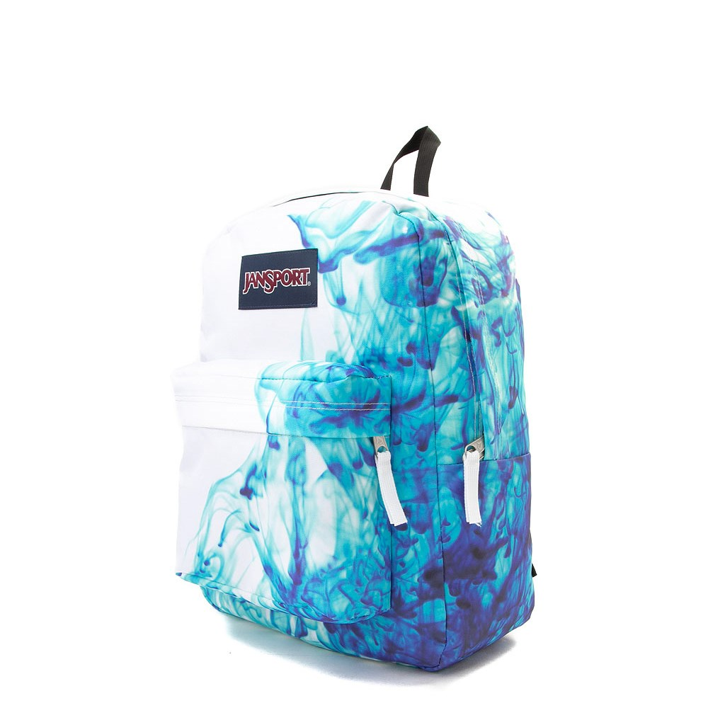 Blue And White Jansport Backpack - Collections Blue Images 5fb749f244445