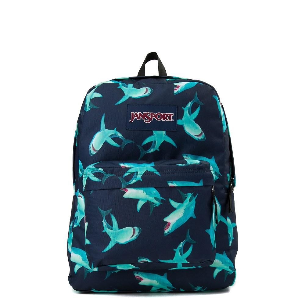 JanSport Superbreak Feeding Frenzy Backpack