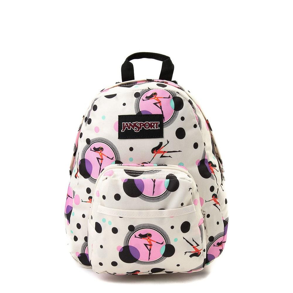 JanSport x Disney Half Pint Incredibles Violet Backpack