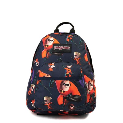 JanSport x Disney Half Pint Incredibles Family Time Backpack