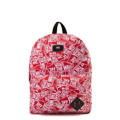 Main view of Vans Old Skool Off The Wall Backpack