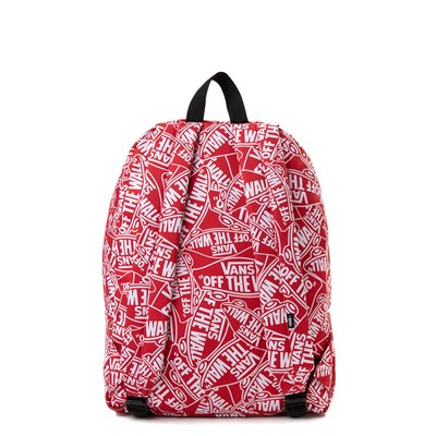 Alternate view of Vans Old Skool Off The Wall Backpack