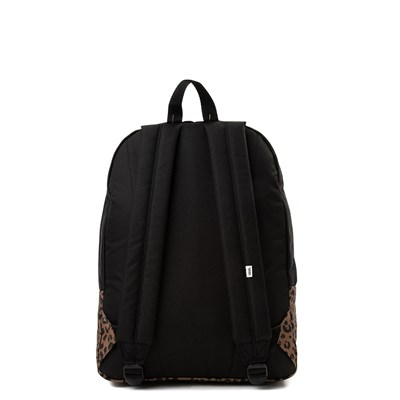 Alternate view of Vans Realm Leopard Backpack