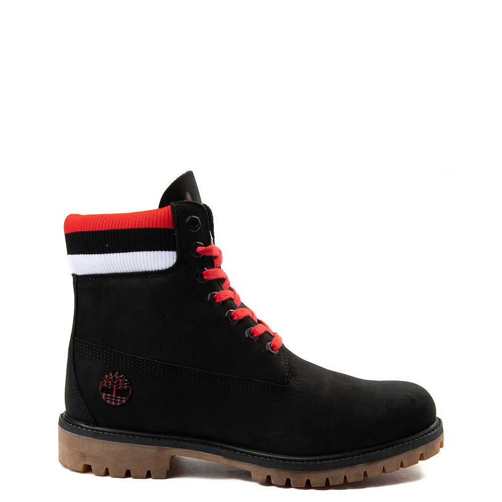 "Mens Timberland x Mitchell & Ness x NBA Chicago Bulls 6"" Boot"