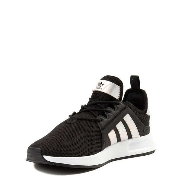 alternate view adidas X_PLR Athletic Shoe - Little Kid - BlackALT3