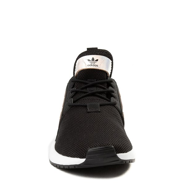 alternate view adidas X_PLR Athletic Shoe - Little Kid - BlackALT4