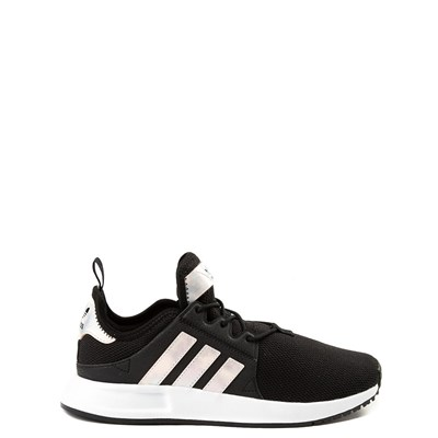 Main view of adidas X_PLR Athletic Shoe - Little Kid - Black