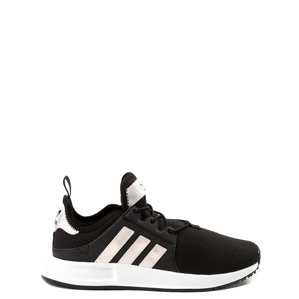 adidas X_PLR Athletic Shoe - Little Kid - Black