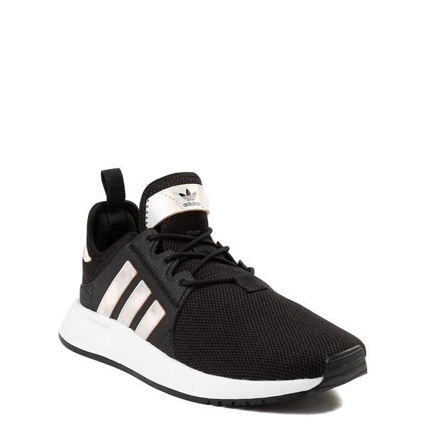 alternate view adidas X_PLR Athletic Shoe - Big Kid - BlackALT1