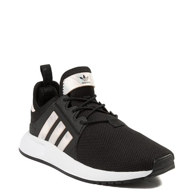 Alternate view of adidas X_PLR Athletic Shoe - Big Kid - Black