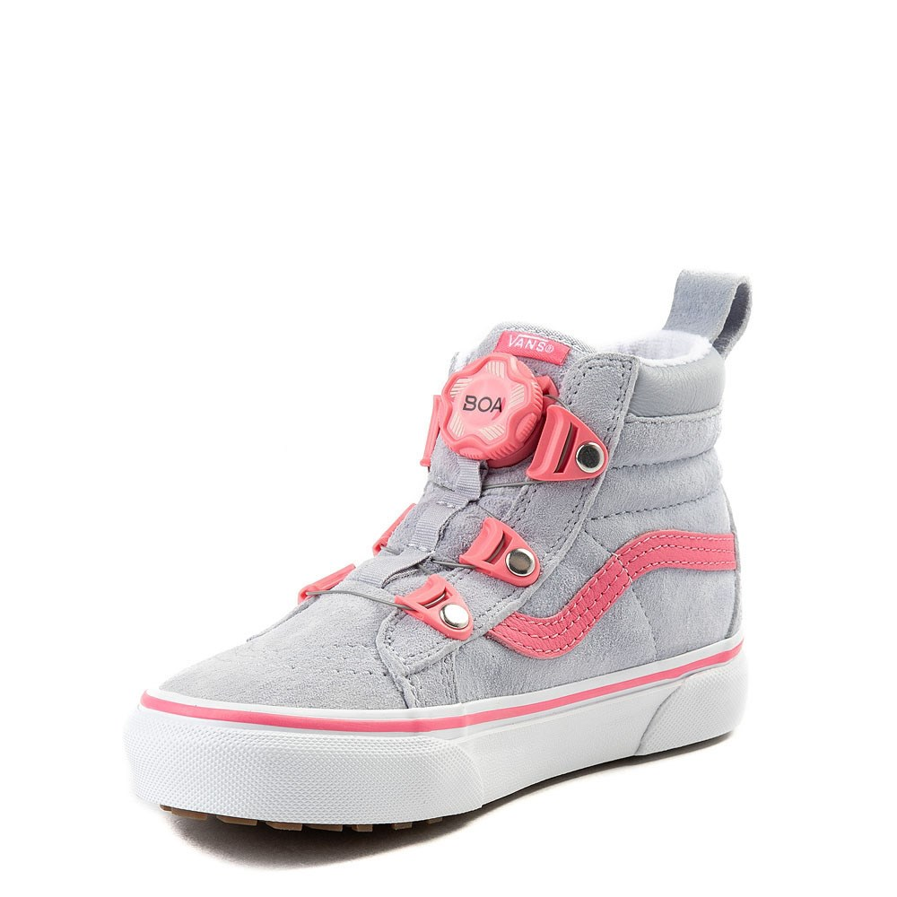 eef8e32acf5 ... Vans Sk8 Hi MTE BOA Skate Shoe - Little Kid   Big Kid. Previous. ALT1.  ALT2. ALT3
