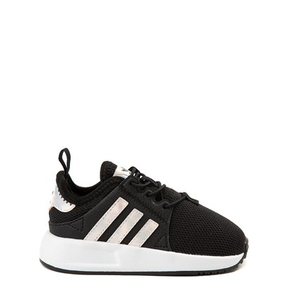 Main view of adidas X_PLR Athletic Shoe - Baby / Toddler - Black