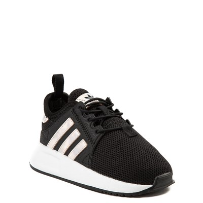 Alternate view of adidas X_PLR Athletic Shoe - Baby / Toddler - Black