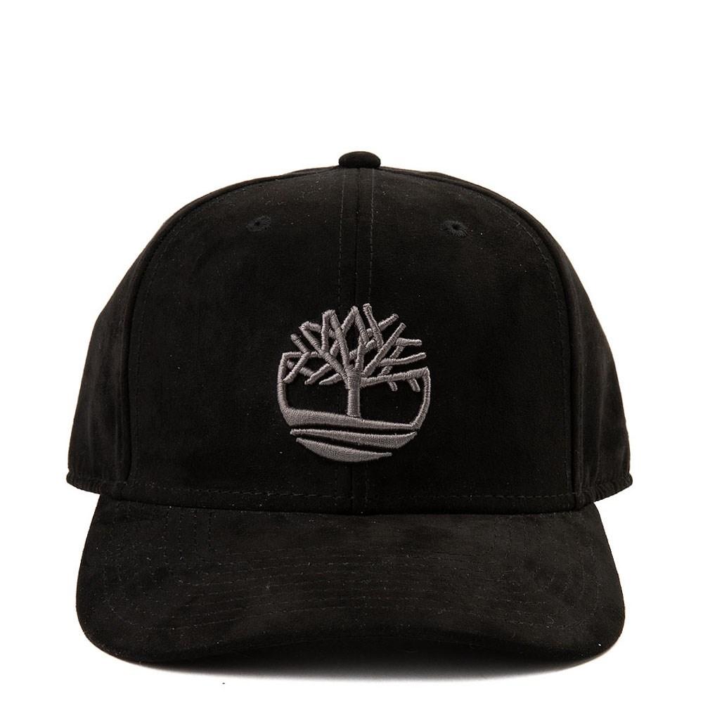 Timberland Snapback Cap - Black
