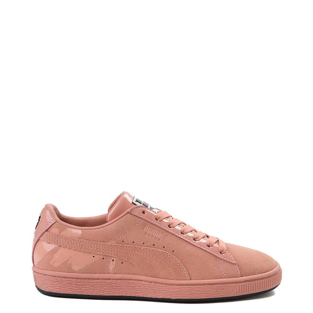 Womens Puma Suede x MAC One Athletic Shoe