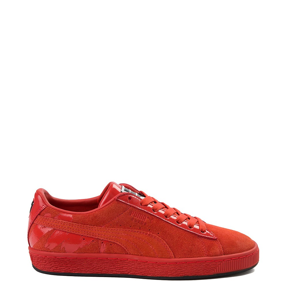 Womens Puma Suede x MAC Two Athletic Shoe