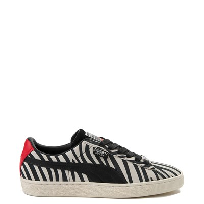 Main view of Mens Puma Suede X Paul Stanley Athletic Shoe