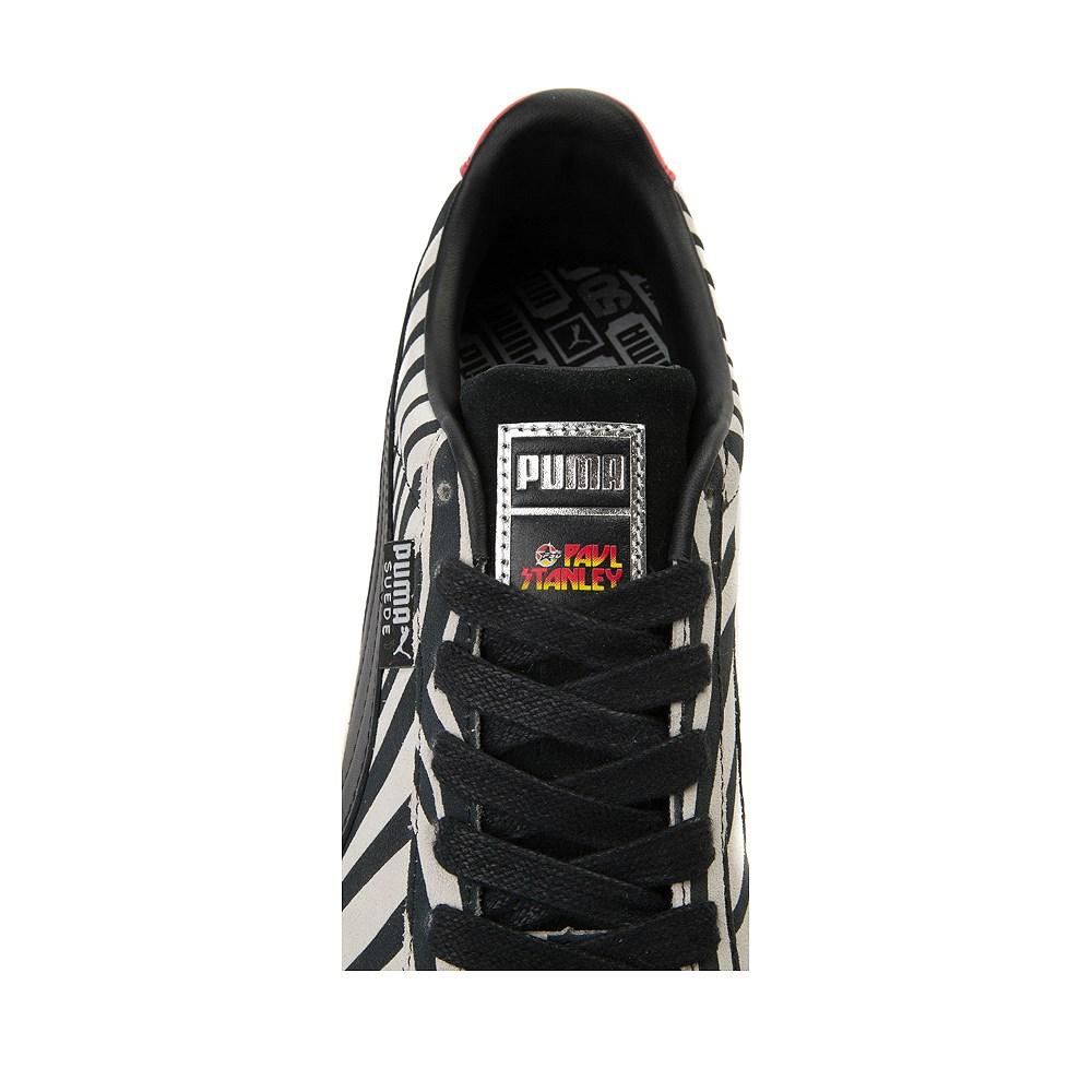 71b1cda5cfb Mens Puma Suede X Paul Stanley Athletic Shoe. Previous. alternate image  ALT6. alternate image default view