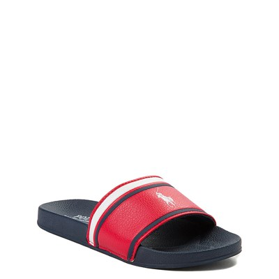 Alternate view of Youth/Tween Quilton Slide by Polo Ralph Lauren