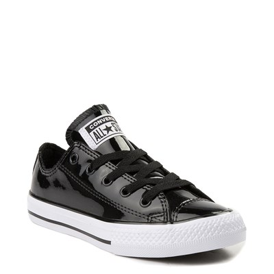 Alternate view of Youth Converse Chuck Taylor All Star Lo Patent Leather Sneaker