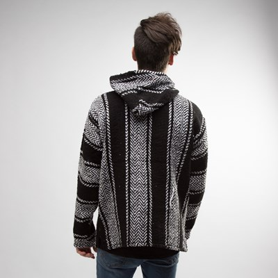 Alternate view of Mens Baja Poncho