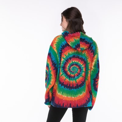Alternate view of Women's Tie Dye Baja Poncho