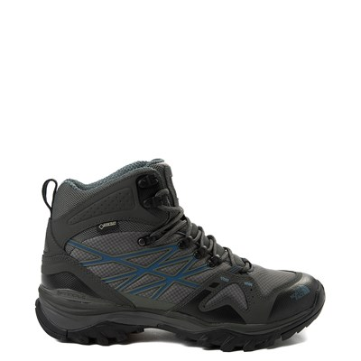 Main view of Mens The North Face Hedgehog Fastpack Mid Gore-Tex® Hiking Boot - Gray