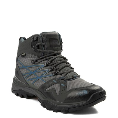 Alternate view of Mens The North Face Hedgehog Fastpack Mid Gore-Tex® Hiking Boot - Gray