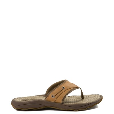 Main view of Mens Sperry Top-Sider Outer Banks Sandal - Tan