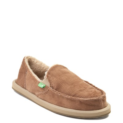 Alternate view of Womens Sanuk Donna Chill Cord Slip On Casual Shoe
