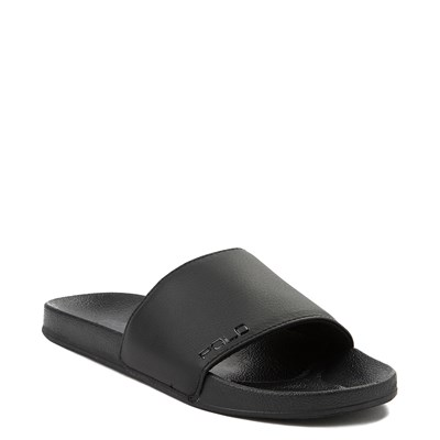 Alternate view of Youth/Tween Osker Slide Sandal by Polo Ralph Lauren