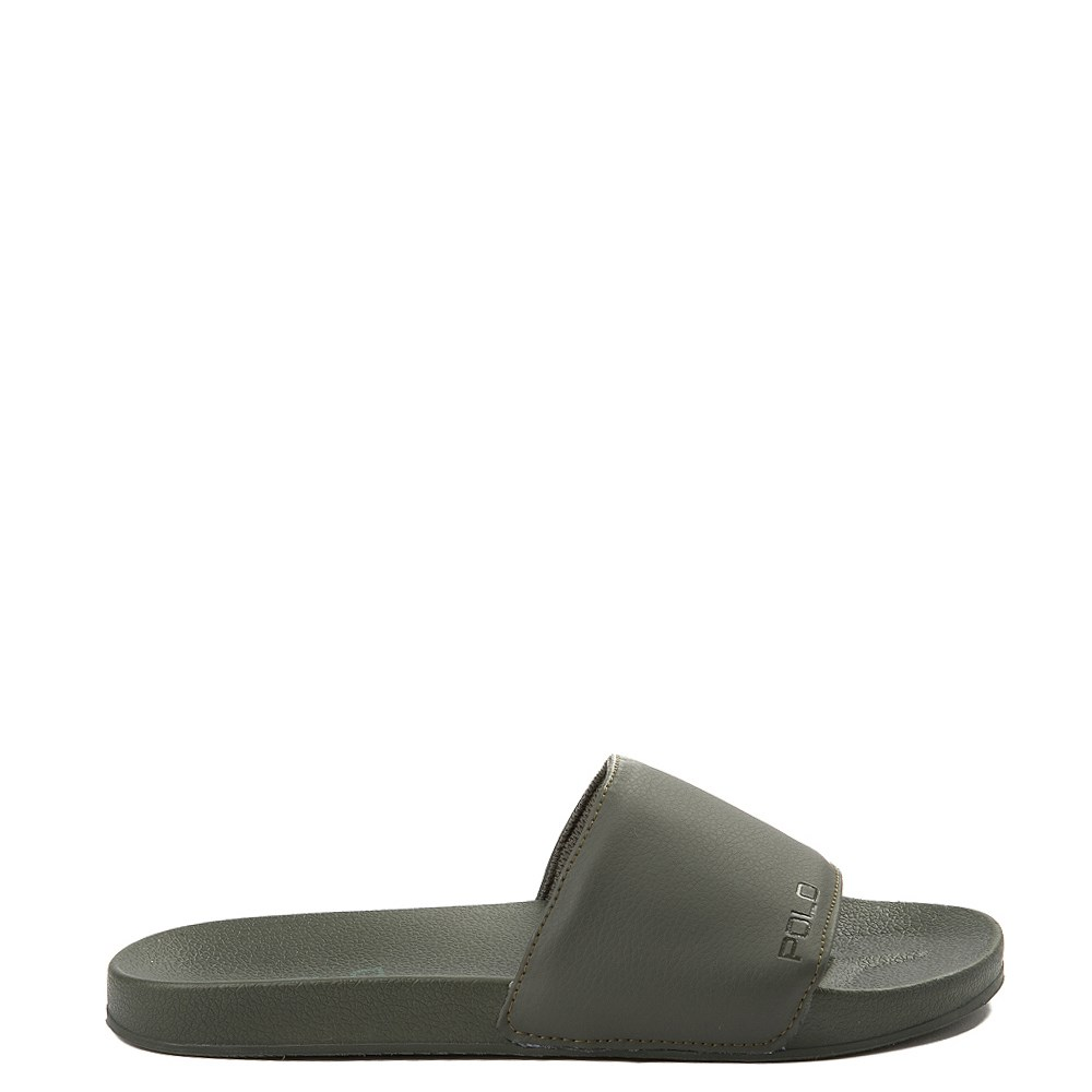 Youth/Tween Osker Slide Sandal by Polo Ralph Lauren
