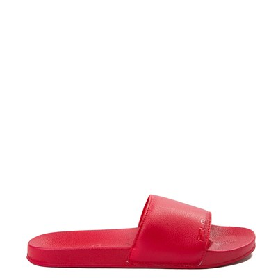 Main view of Youth/Tween Osker Slide Sandal by Polo Ralph Lauren