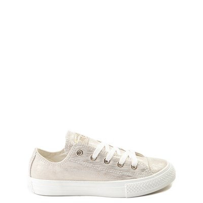 Main view of Converse Chuck Taylor All Star Lo Brushed Suede Sneaker - Little Kid