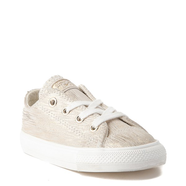 Alternate view of Converse Chuck Taylor All Star Lo Brushed Suede Sneaker - Baby / Toddler