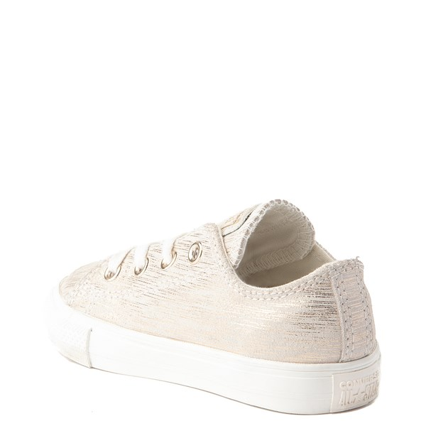 alternate view Converse Chuck Taylor All Star Lo Brushed Suede Sneaker - Baby / ToddlerALT2