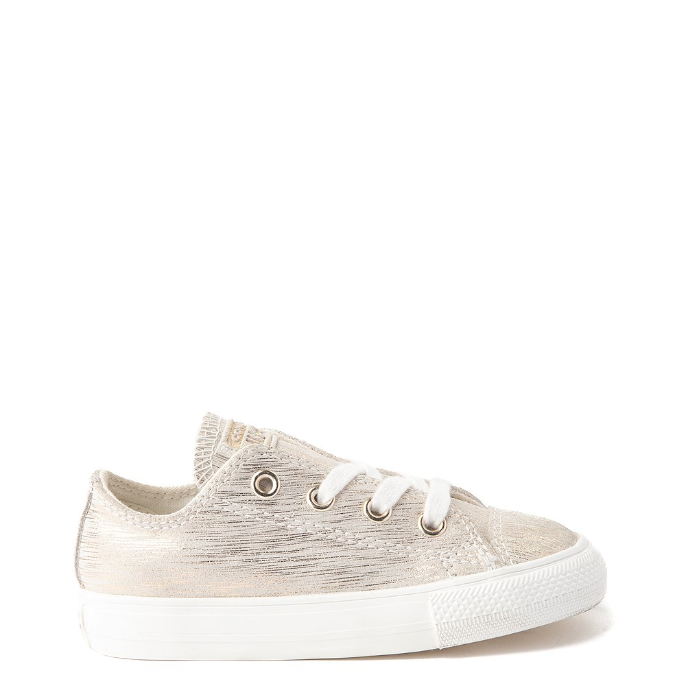 Toddler Converse Chuck Taylor All Star Lo Brushed Suede Sneaker
