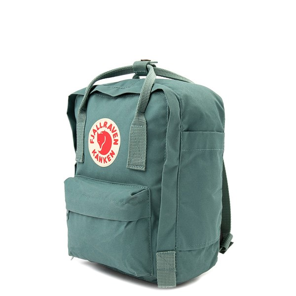 alternate view Fjallraven Kanken Mini Backpack - TealALT2